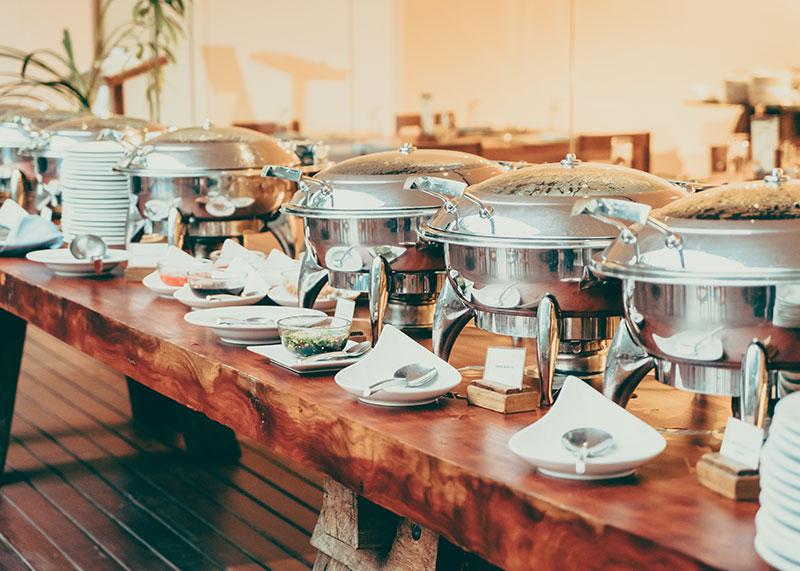 buffet hosteleria