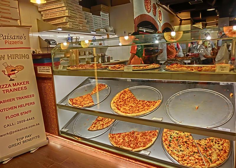 hosteleria para pizzeria